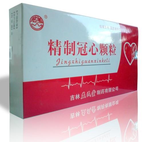Гранулиран чай за предпазване коронарните артерии на сърцето