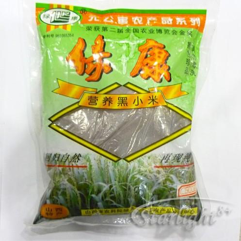 Брашно от черен ориз