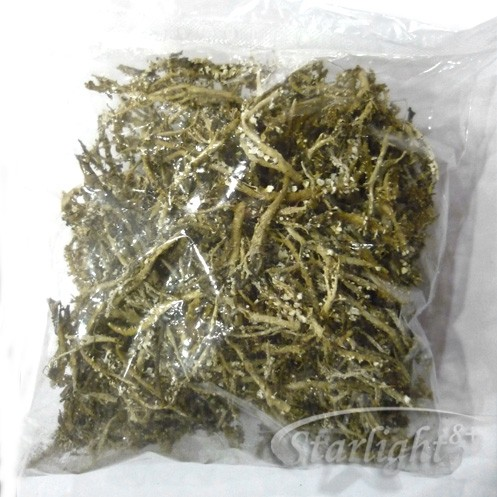 """Сушен тибетски зеленчук за салата """"Еленови рога"""""""