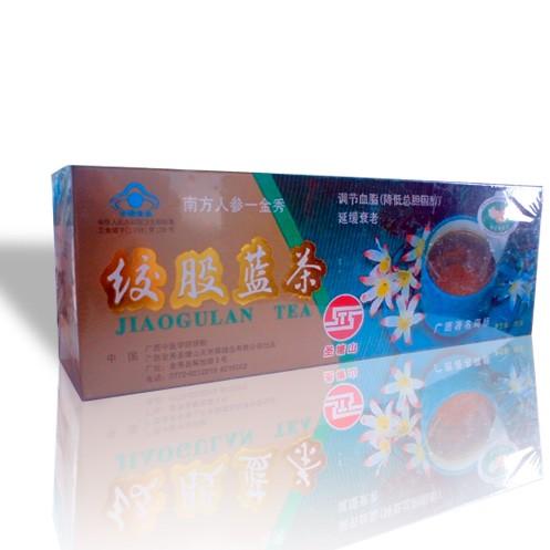 Билков чай - здравословна напитка - с Гиностема (Дзяо Гу Лан)