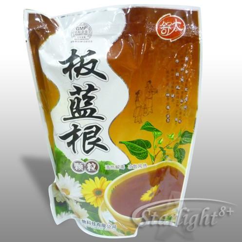 """Гранулиран чай """"Бан Лан Гън"""" срещу грип и простуда (Чай от китайска сърпица)"""
