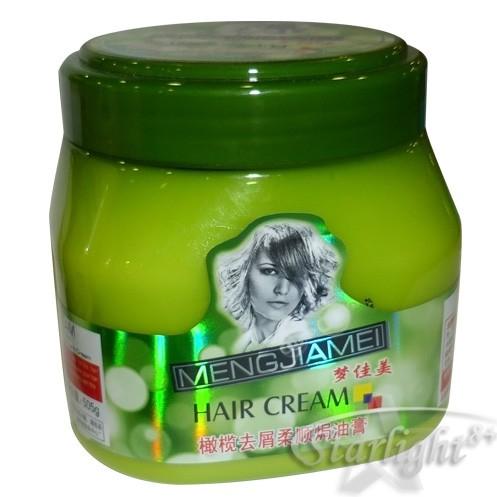 Маска за коса против пърхот с масло от маслини