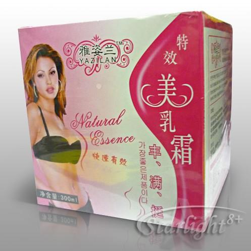 Крем за повдигане и уголемяване на бюст
