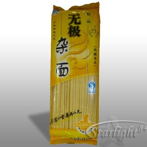 Спагети с жълта соя