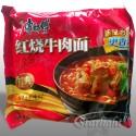 Полуготови спагети - телешко с кисело-лют сос